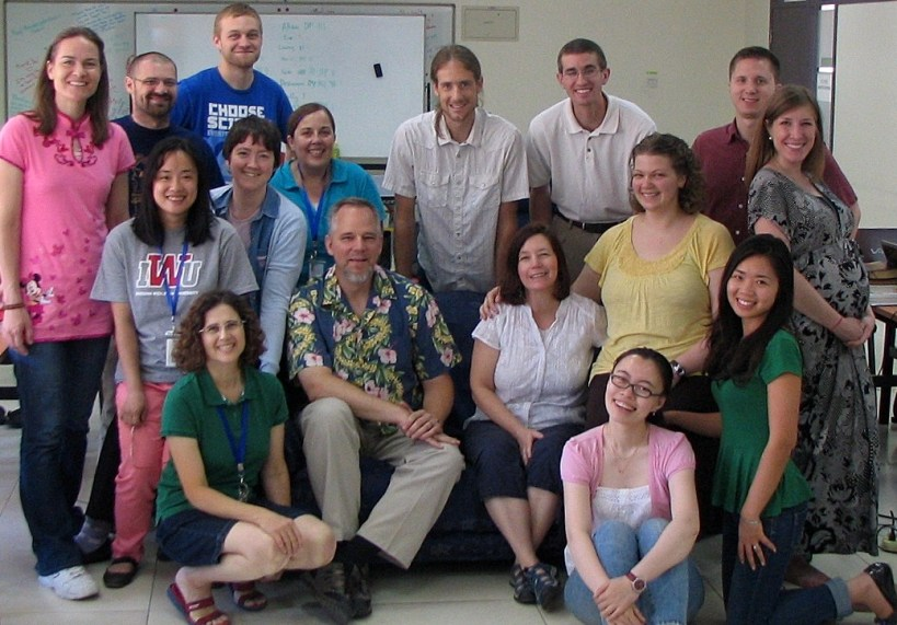 end-of-course class photo